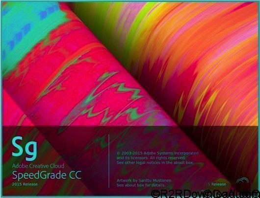 Adobe SpeedGrade CC 2015 Free Download (WIN-OSX)