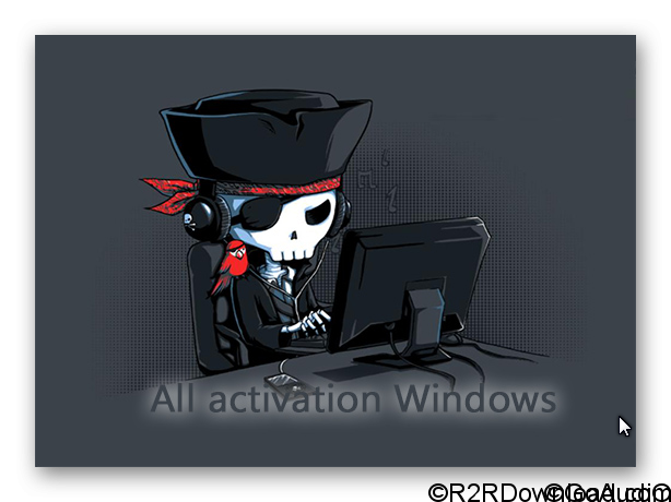 All activation Windows 7-8-10 v17.0