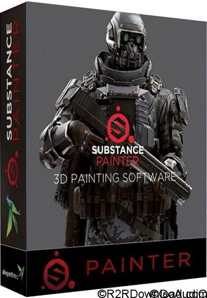 Allegorithmic Substance Painter v2017.3.1-1893
