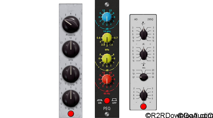 Analog Obsession Equalizer Bundle Free Download (WIN-OSX)