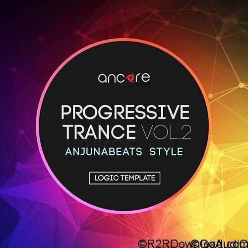 Ancore Sounds Progressive Trance 2.0 Logic Pro Template (Anjunabeats Style) Vol.2