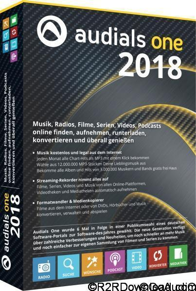 Audials One 2018.1.23600.0 Multilingual