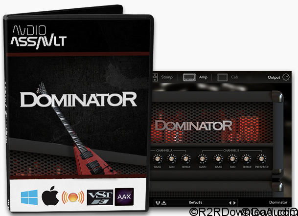 Audio Assault Druminator v1.0 (WIN-OSX)