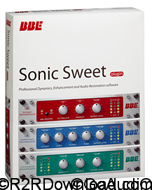 BBE Sound Sonic Sweet 4 Free Download (WIN-OSX)