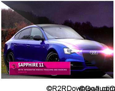 BorisFX Sapphire 11 for OFX Free Download (Mac OS X)