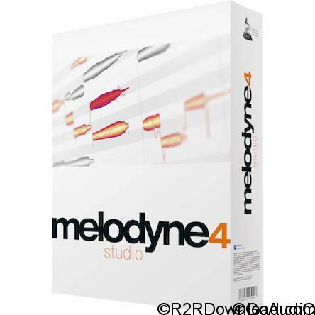 Celemony Melodyne Studio 4 v4.1.1.011 Free Download (Mac OS X)