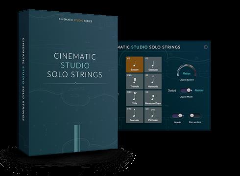 Cinematic Studio Solo Strings KONTAKT