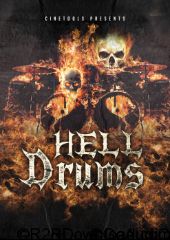 Cinetools Hell Drums WAV