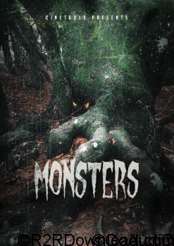 Cinetools Monsters WAV
