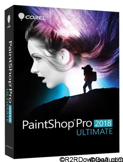 Corel PaintShop Ultimate 2018 20.2.0.1 Multilingual