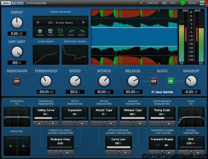 DMG Audio Compassion Free Download (WIN-OSX)