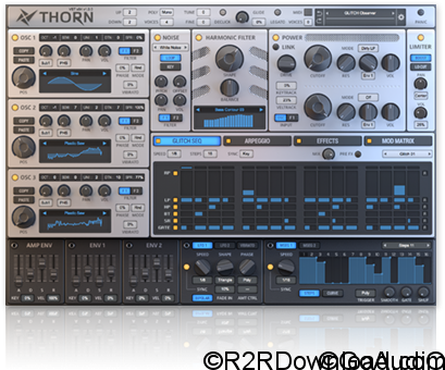 Dmitry Sches Thorn v1.0.0 Free Download (Mac OS X)