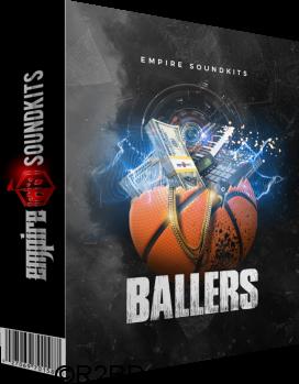 Empire Sound Kits Ballers WAV MiDi