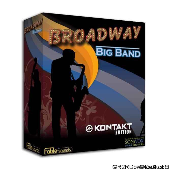 Fable Sounds Broadway Big Band v1.3 KONTAKT