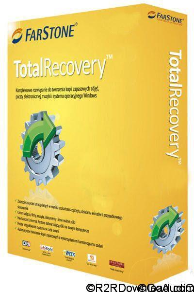 FarStone TotalRecovery Pro 11 Free Download
