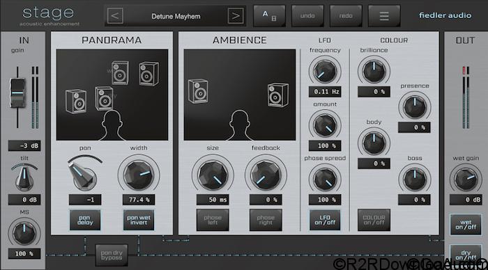 Fiedler Audio Stage v1.0