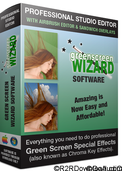 Green Screen Wizard Professional 9.7 Free Download