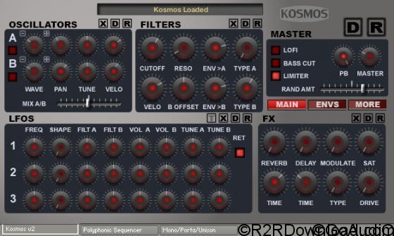 HG Sounds Kosmos Infekted Collection KONTAKT