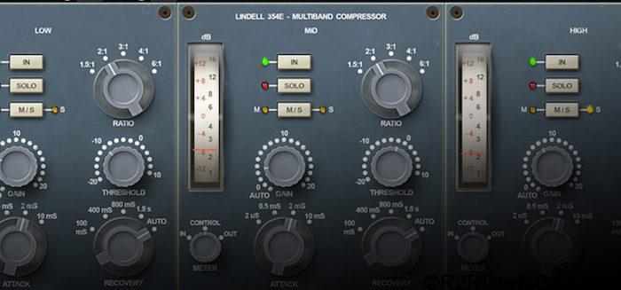 Lindell Audio 354E v1.0 [AAX, VST3, VST]