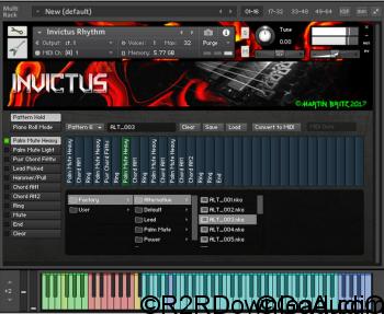 Martin Britz Invictus Guitar V1.1 KONTAKT UPDATE