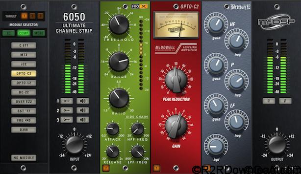 McDSP 6050 Ultimate Channel Strip v6.2.0.10 Free Download