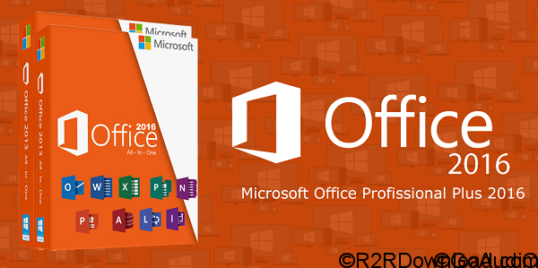 Microsoft Office 2016 Professional Plus 16.0.4549.1000 (October 2017) Multilingual