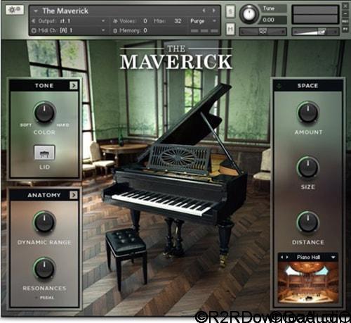 Native Instruments The Maverick v1.2 KONTAKT