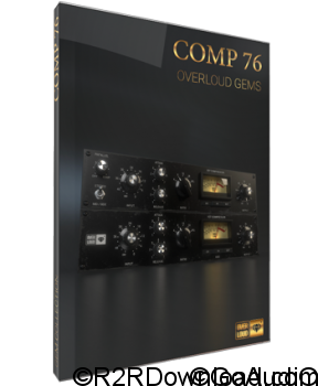 Overloud Gem Comp76 v1.1.2 Free Download (WIN-OSX)