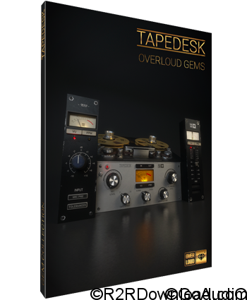 Overloud Gem TAPEDESK v1.1.1 Free Download