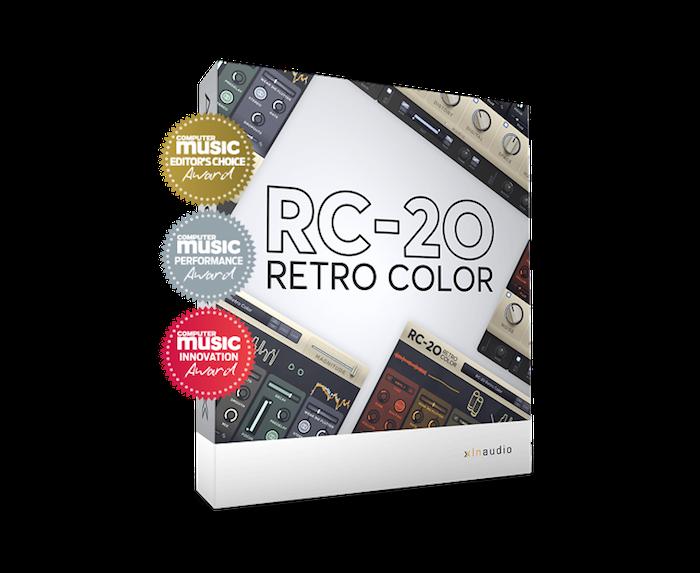 RC-20 RETRO COLOR Free Download (WIN-OSX)