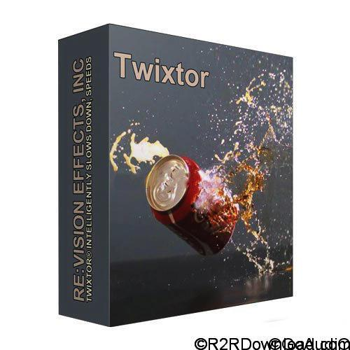 RE:VisionFX Twixtor Pro v6.1.1 for Final Cut Pro X (macOS)