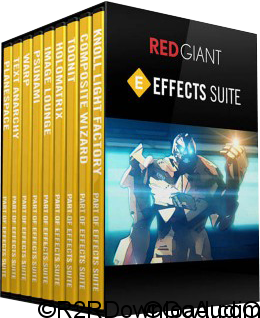 Red Giant Effects Suite 11.1.11 Free Download