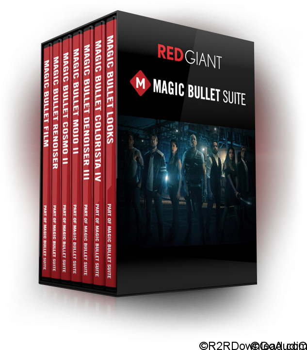 Red Giant Magic Bullet Suite 13.0.5 Free Download