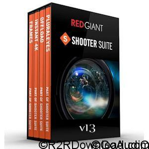 Red Giant Shooter Suite 13.1.4 Free Download