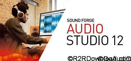SOUND FORGE Audio Studio 12 FREE DOWNLOAD