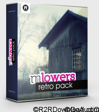 MotionVFX – mLowers Retro Pack for Final Cut Pro X and Motion 5 (macOS)
