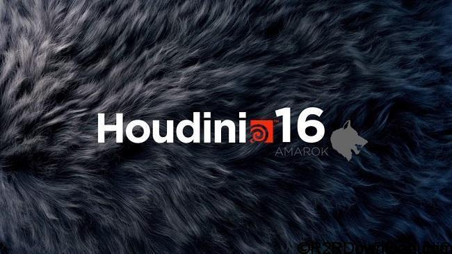 SideFX Houdini FX 16.0.676 Free Download