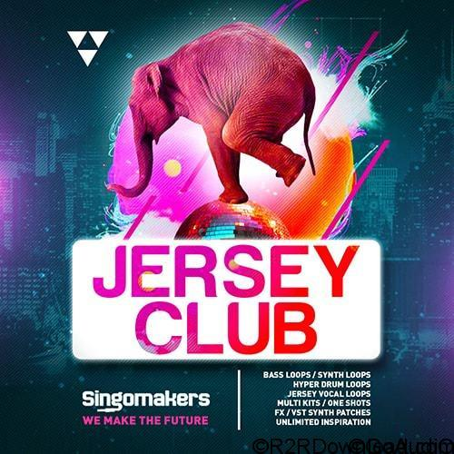Singomakers Jersey Club Sessions MULTiFORMAT