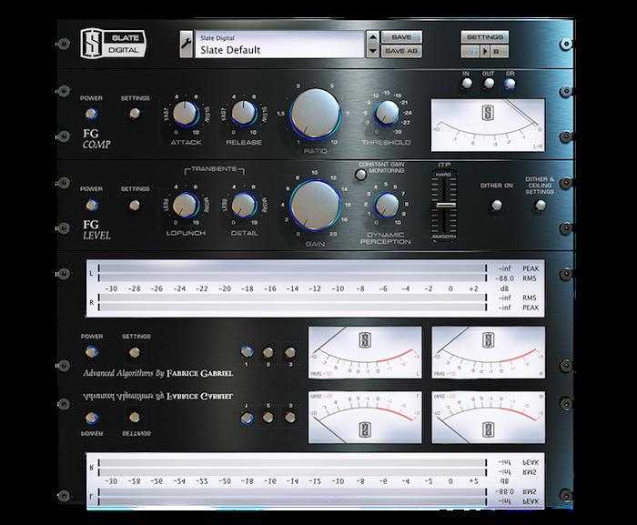 Slate Digital FG-X v1.4.0 VST Free Download