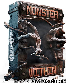 SoundMorph Monster Within WAV DVDR