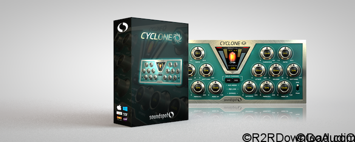 SoundSpot Cyclone VST VST3 AU AAX v1.0.1 Free Download (WIN-OSX)