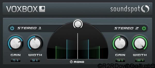 SoundSpot VoxBox VST VST3 AU AAX v1.0.1 Free Download (WIN-OSX)