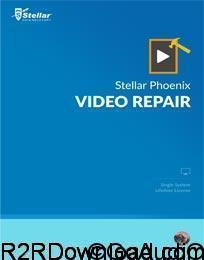 Stellar Phoenix Video Repair 2.0.0.1 Free Download (Mac OS X)