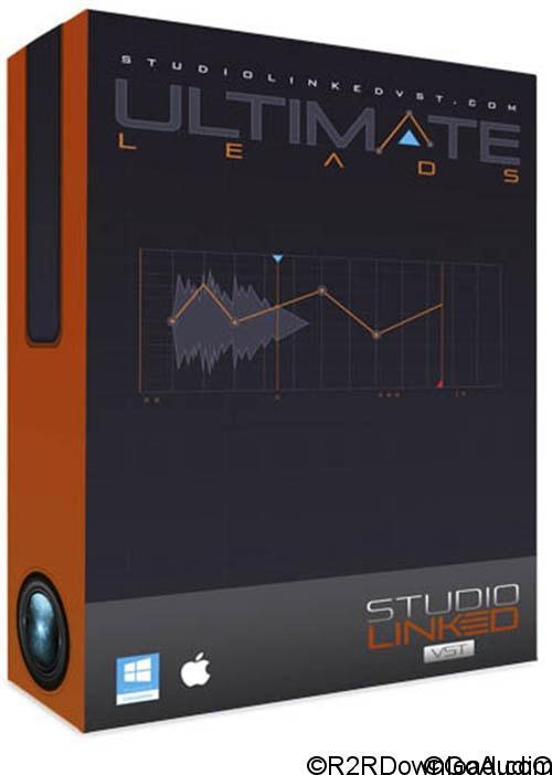StudioLinkedVST Ultimate Leads Urban Rack KONTAKT