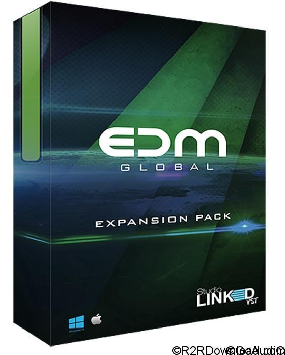 StudiolinkedVST EDM Global Modernize EXPANSiON (WIN-OSX)