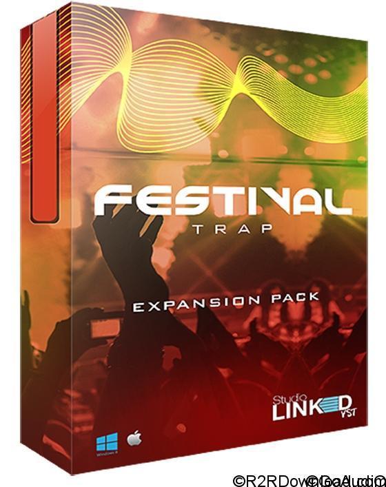 StudiolinkedVST Festival Trap Modernize EXPANSiON (WIN-OSX)