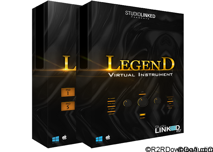 StudiolinkedVST Legend Collection KONTAKT