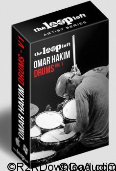 The Loop Loft Omar Hakim Drums v1.0 ALP
