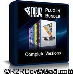 Topaz Plugins Bundle for Adobe Photoshop (10.2017) Free Download