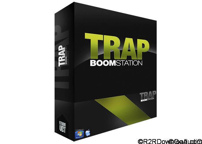 Trap Boom Workstation VST (32-Bit Windows)